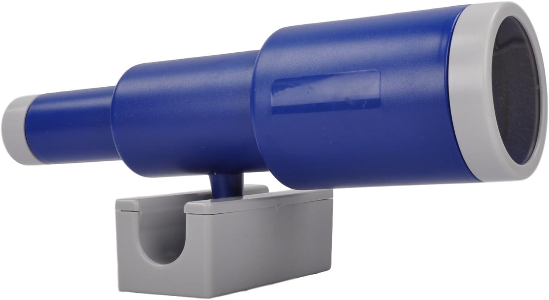 Blue with SSS Logo Sticker Monocular Telescope Swing Set Stuff Inc