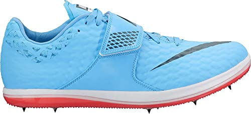 pretty nice 0aaca e29eb Nike High Jump Elite, Zapatillas de Running Unisex Adulto, Azul (Football  Blue/Blue Fox-Bright Crimson 446), 44.5 EU: Amazon.es: Zapatos y  complementos