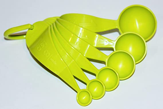 Tupperware Measuring Spoon 1//2 Teaspoon Margarita Replacement New Green