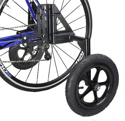 a0e854720f6 Amazon.com : CyclingDeal Adjustable Adult Bicycle Bike Training Wheels Fits  20