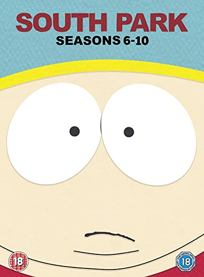 South Park: Seasons 6 10 by Amazon
