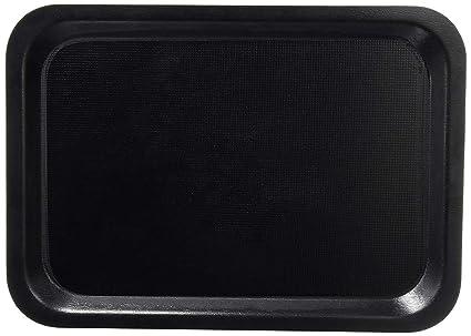 Compra Staab s Bandeja Gastro Bandeja Antideslizante Laminado, Negro, 38 cm en Amazon.es