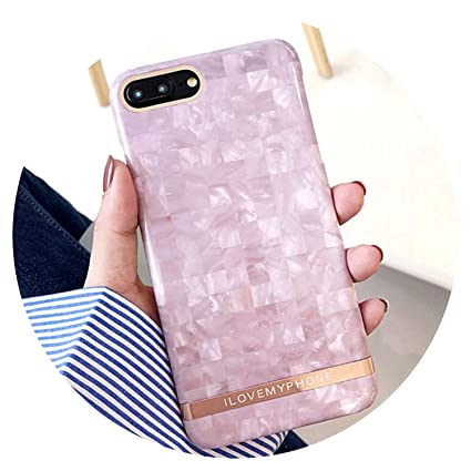 Amazon.com: Carcasa para iPhone 6, 6S, 7, 8 Plus, X, diseño ...