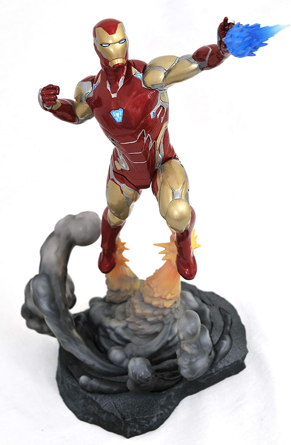 MARVEL GALERIE Avengers Infinity War Iron Man Mark 50 Statue