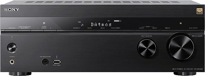 Sony STRDN1080.CEK 7.2 CH 4K UHD AV Receiver with Dolby: Amazon.co.uk: Electronics