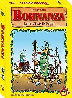 Amigo - Bohnanza, Juego Base con expansión, Juego de Mesa en español (Mercurio Distribuciones A0025): Amazon.es: Juguetes y juegos