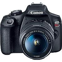 Camera Canon EOS Rebel T7 com 18-55mm IS II