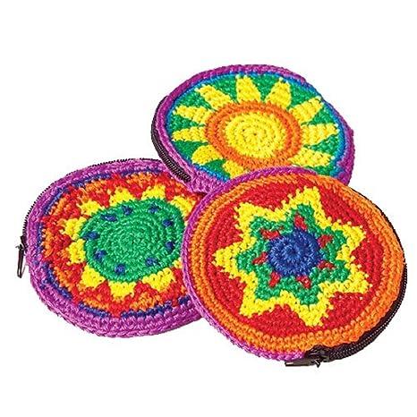 Docena de surtidos inspirado de Jamaica de punto Knit moneda ...