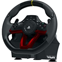 HORI PlayStation 4 Wireless Racing Wheel APEX Officially Licensed by SIEA