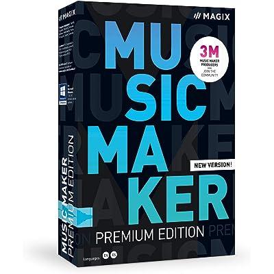 Music Maker - 2020 Premium Edition - Más sonidos. Más posibilidades. ¡Crea música fácilmente!