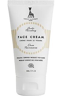 Sophie La Girafe Baby - Crema facial, 50 ml