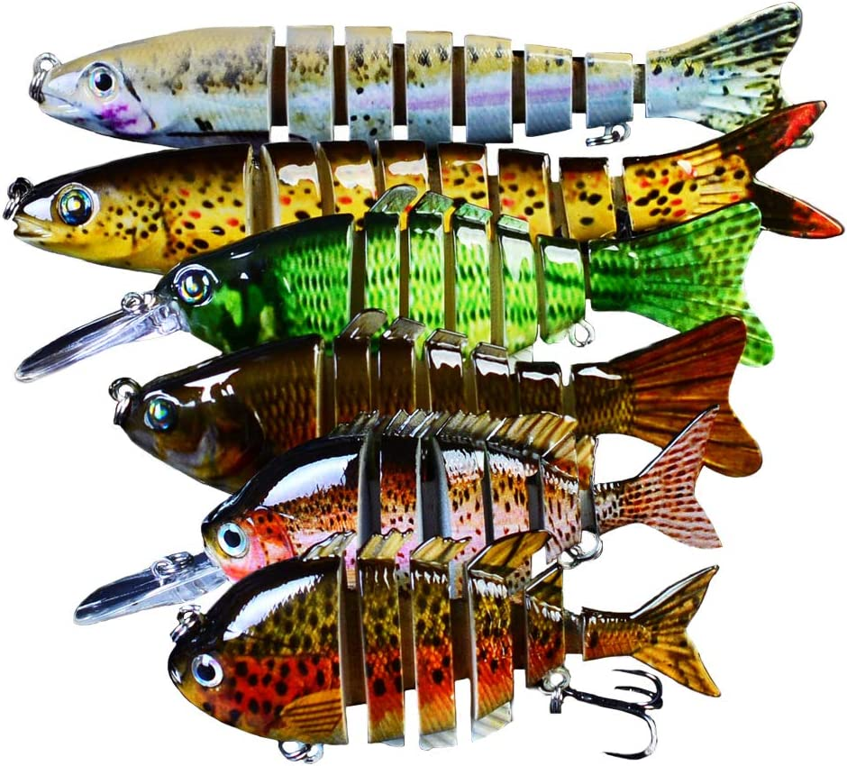 señuelos de pesca de lucio