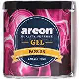 Areon Passion Gel Air Freshener for Car (80 g)