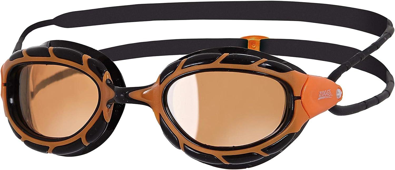 Zoggs Predator Polarized Gafas de natación, Unisex Adulto
