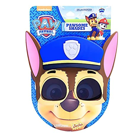 fe84797fd10 Amazon.com  Sun-Staches Costume Sunglasses 2018 Chase Paw Patrol Party  Favors UV400  Toys   Games