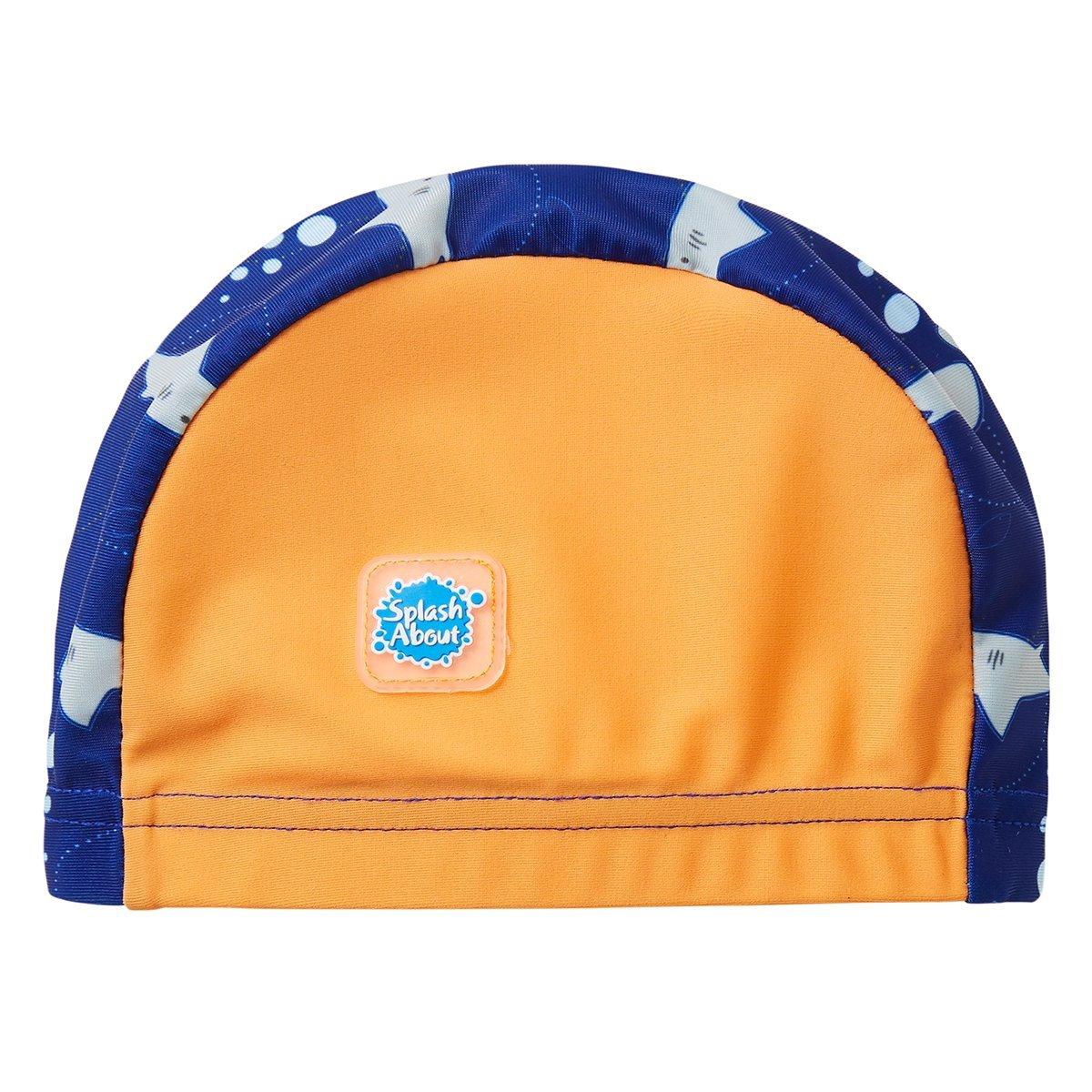Splash About Bonnet de Bain pour Béb Eacute Requin Orange  Amazon.fr   Sports et Loisirs c2ac0cbc9e2