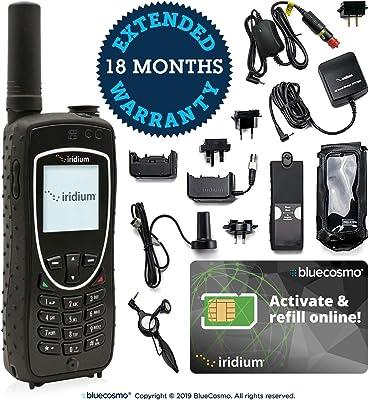 BlueCosmo Iridium Extreme Satellite Phone