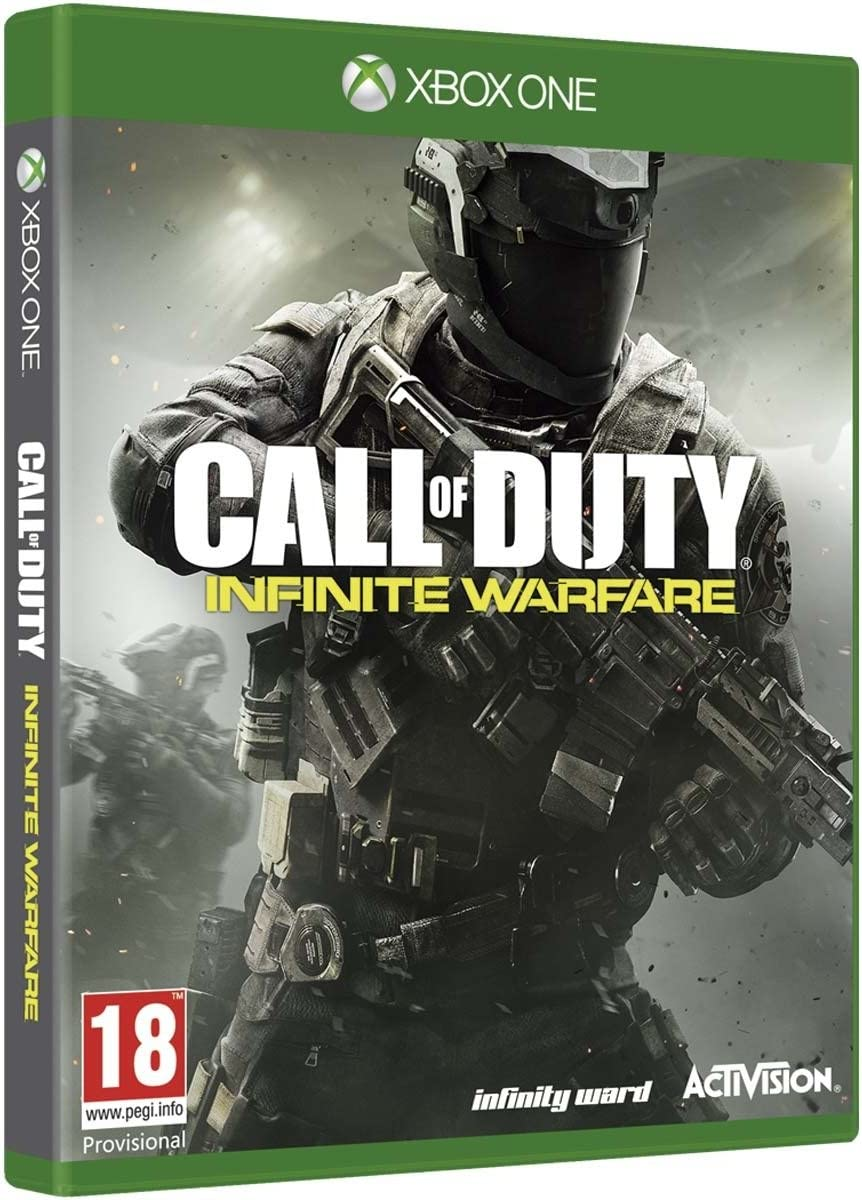 Call Of Duty: Infinite Warfare - Standard Edition D1: Amazon.es ...