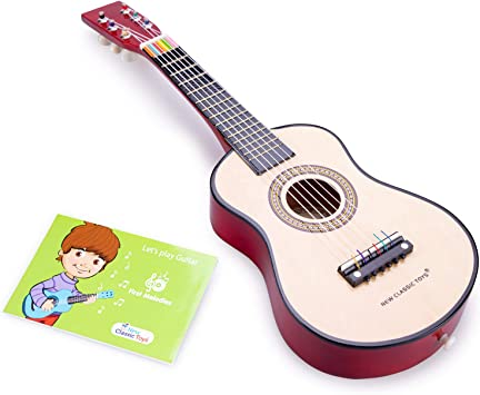 New Classic Toys New Classic Toys-10344 0344-Guitarra
