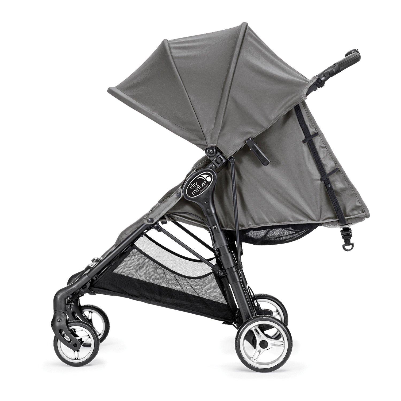 Baby Jogger City Mini ZIP - Silla de paseo, color gris: BABYJOGGER ...