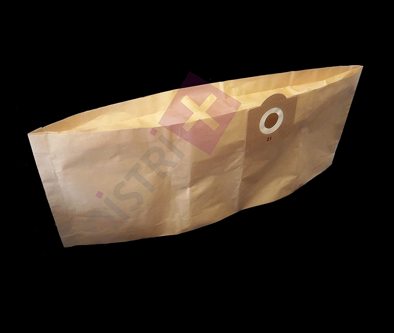 Bolsa Aspirador para Rowenta Vorace Enduro – Fakir S18 – Hoover S4270 S4276 S4282 s4290 s4292 s4308 bolsita de 10: Amazon.es: Hogar