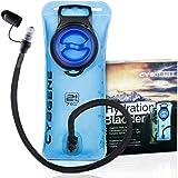 CybGene 2L Sacca idratazione Portatile&Zaino Trekking, Zaino per l'idratazione