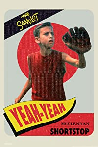Pyramid America The Sandlot Movie Yeah Yeah Baseball Card Retro Vintage Sports Film Cool Wall Decor Art Print Poster 12x18