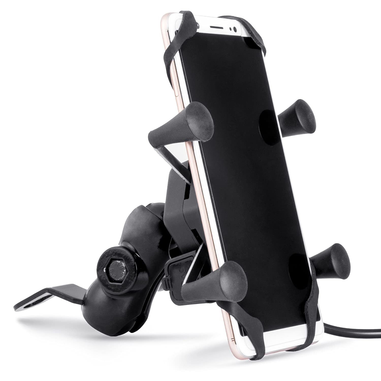 X-Grip Premium Bike Mobile Charger