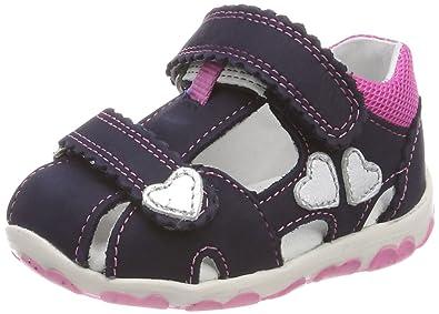 187b3343f0 Amazon.com  Superfit Baby Girls  Fanni Sandals