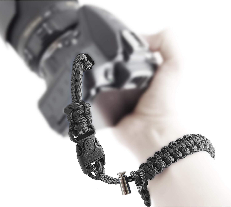 Kamera Handschlaufe Aus Paracord 2x Klick Verschluss Kamera