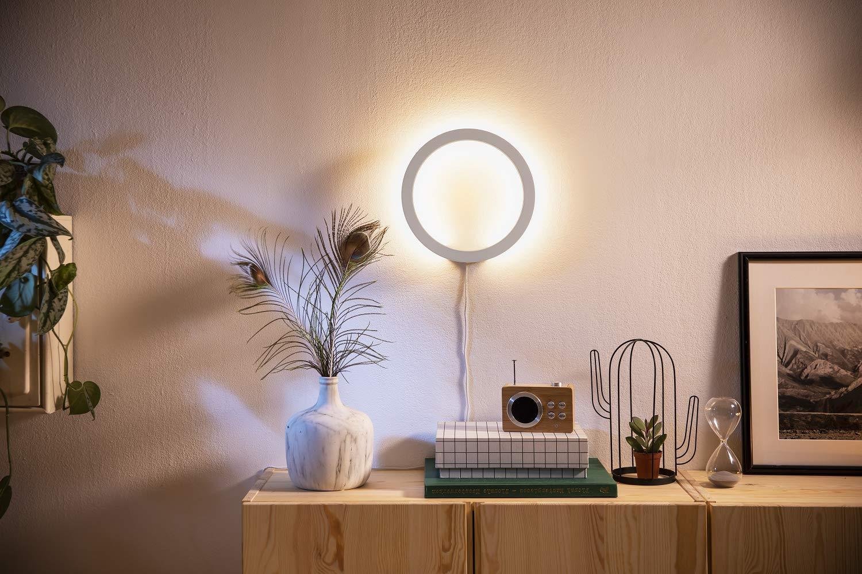 Bianco Philips Hue Sana White And Color Ambiance Lampada da Parete LED 20 W