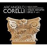 Corelli: Violinsonaten Op.5,Vol.1