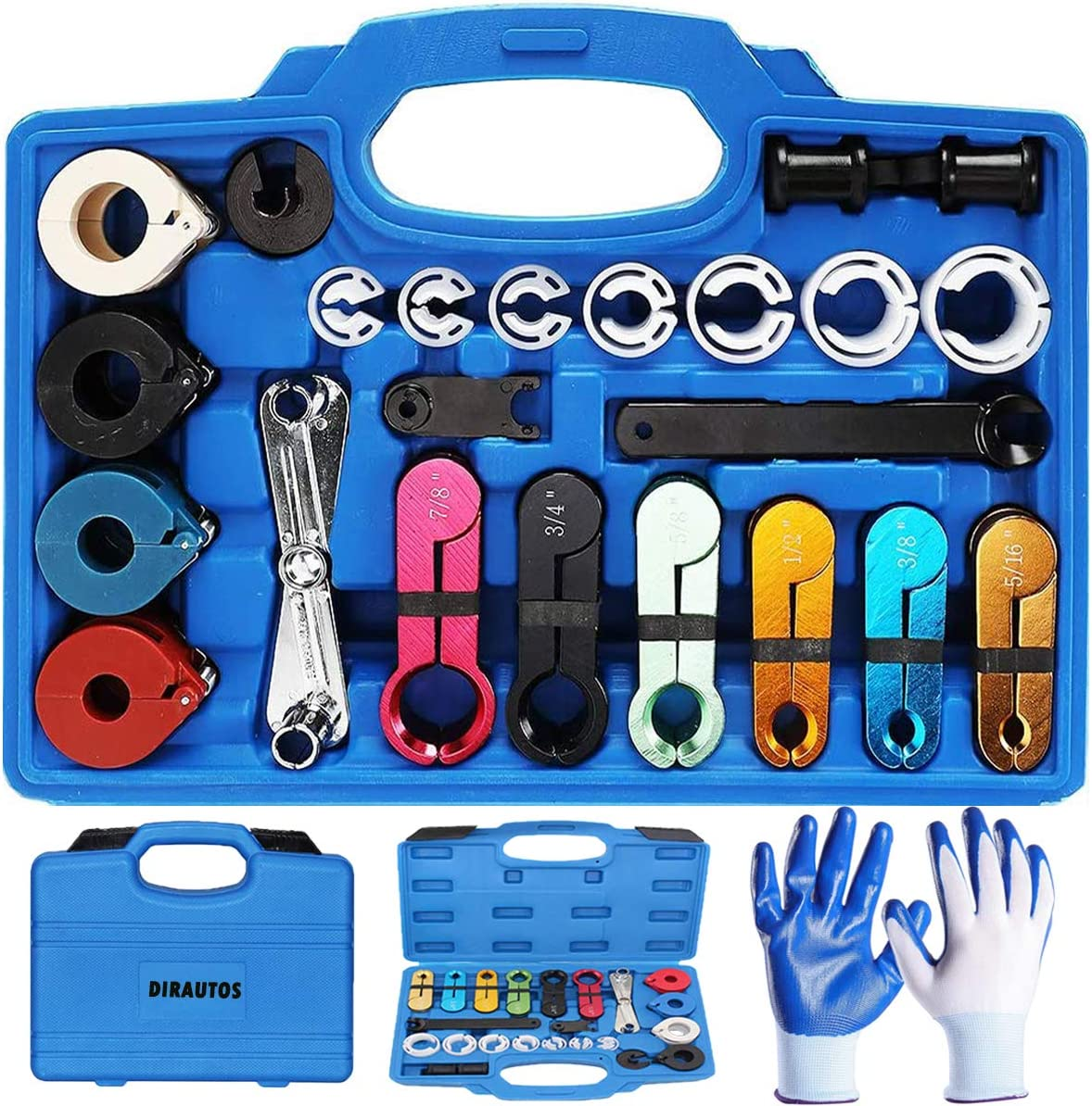 Dirautos Master Disconnecting Tool Kit