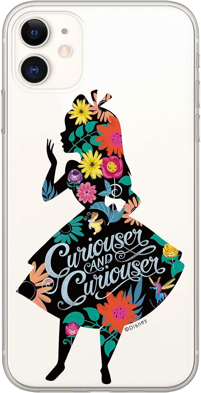 Ert Group Original Und Offiziell Lizenziertes Disney Alice Im Wunderland Handyhülle Für Iphone 22 Mehrfarbig Dpcalic2783 Elektronik