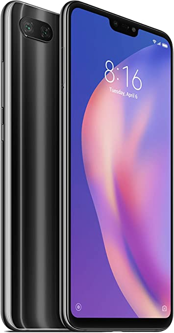 Xiaomi Mi 8 Lite 4GB RAM and 64GB Storage 6.26-Inch Android 8.1 UK Version SIM-Free Smartphone: Amazon.es: Electrónica