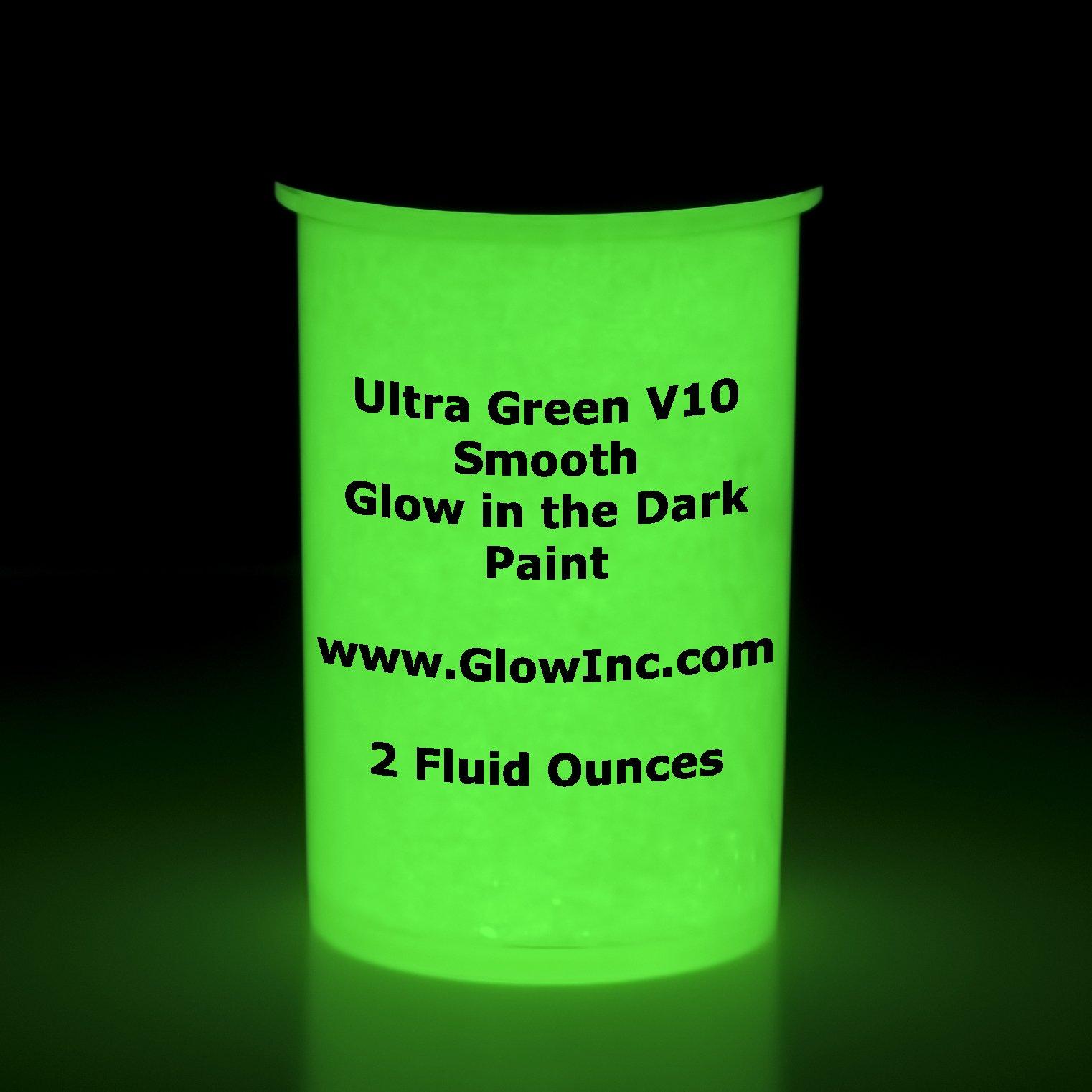 Smooth Glow Paint (Milky Way Formula)