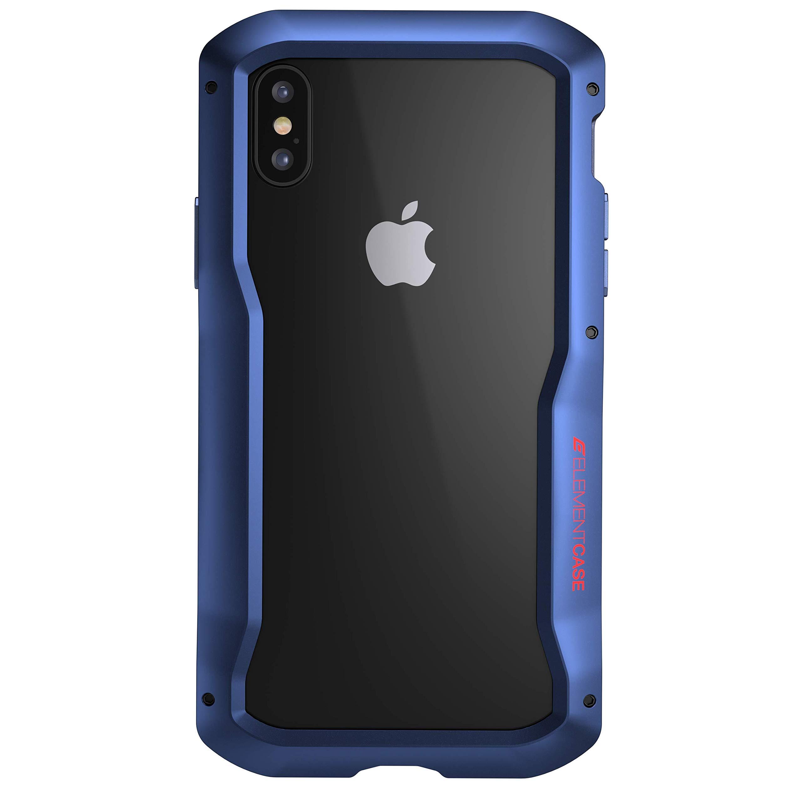 Element Case Vapor Drop Tested case for iPhone Xs / X Max - Blue (EMT-322-193E-02)