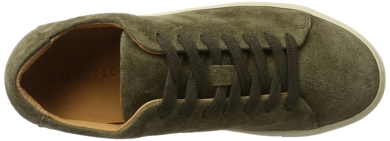 SELECTED FEMME Sfdonna Sfdonna Sfdonna Suede New scarpe da ginnastica, Scarpe da Ginnastica Basse Donna | On-line  d48de8