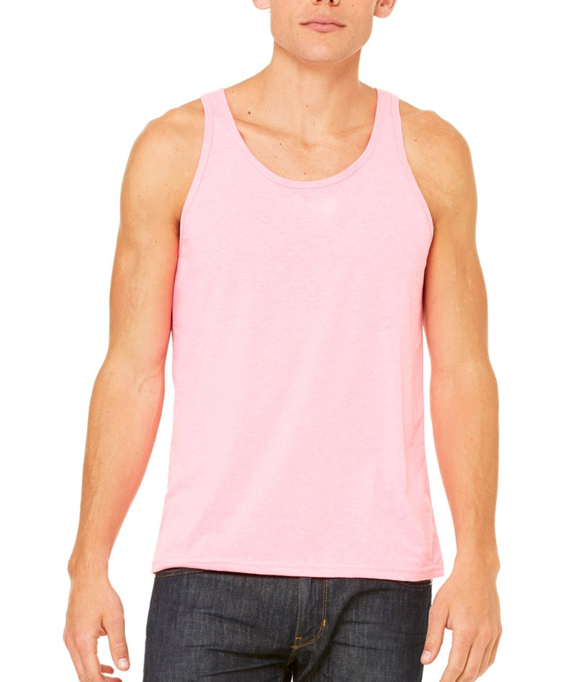 The Unisex Jersey Tank Bella Bella 3480