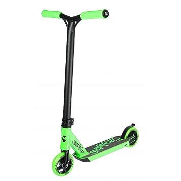 Sacrifice Scooters Flyte Mini Patinete Completo, Verde/Negro ...