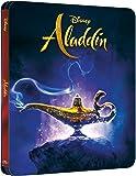 アラジン 4K UHD 限定スチールブック仕様 [4K UHD+Blu-ray ※4K UHDのみ日本語有り](輸入版)