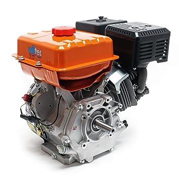 WilTec LIFAN 188F-C 25.4 mm Motor Gasolina 12,9 CV Cuerda de ...