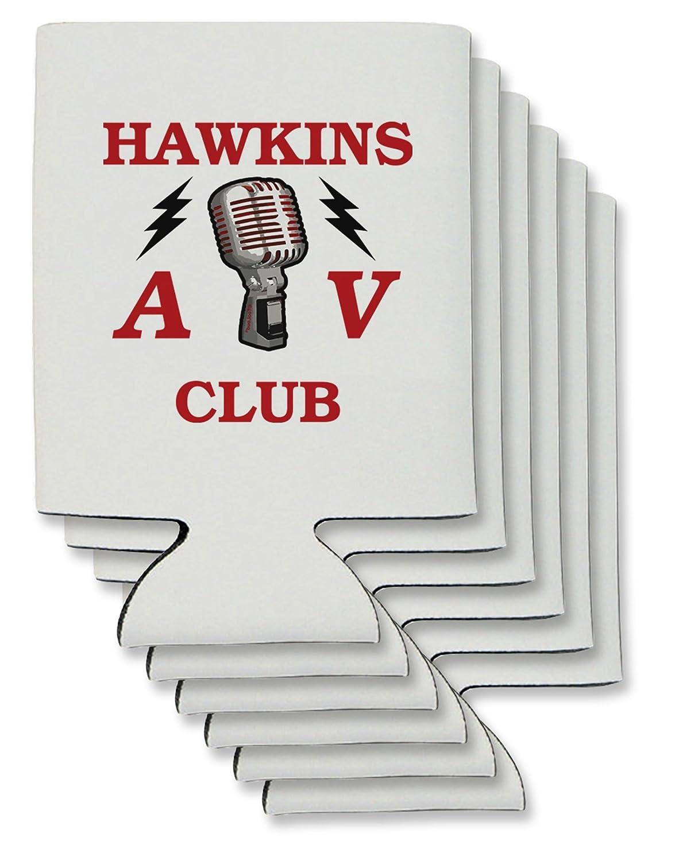 TooLoud Hawkins AV Club Can//Bottle Insulator Cooler 2 Pack