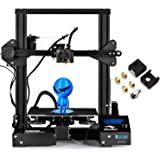 SainSmart x Creality Ender-3 PRO 3D Printer with Upgraded C-Magnet Build Surface Plate Mat, UL Certified Power Supply…