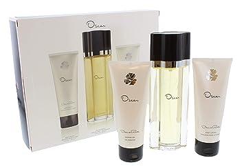 963f62a30 Amazon.com : Oscar By OSCAR DE LA RENTA FOR WOMEN GiftSet - 3.4 oz Eau De  Toilette Spray 3.4 oz Body Lotion 3.4 oz Shower Gel : Beauty