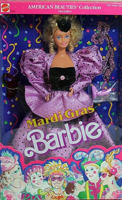 Toys Special Edition 1987 K.B Mattel Starlight Carousel Barbie