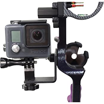 Amazon.com: ZX5 BOW CAMERA MOUNT FOR GoPro: Sports & Outdoors