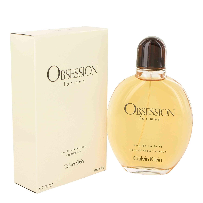 OBSESSION by Calvin Klein, Eau De Toilette Spray 6.7 oz, Men