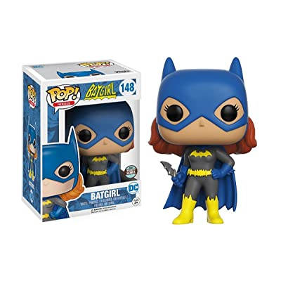Funko POP! Heroes DC Universe Heroic Batgirl Specialty Series Vinyl Figure: Toys & Games