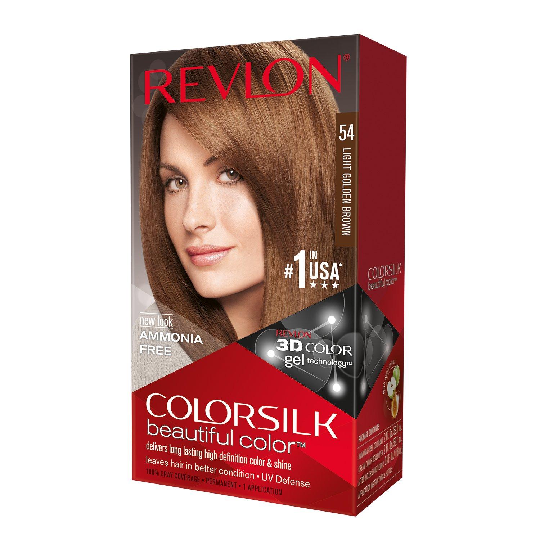 colorsilk Beautiful Color #48 Burgundy by Revlon for Unisex - 1 Application Hair Color 7215563048
